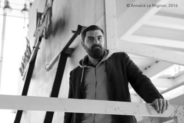 Andy Guérif, scénariste, réalisateur et metteur en scène, 2016