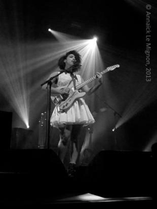 Lianne La Havas, chanteuse