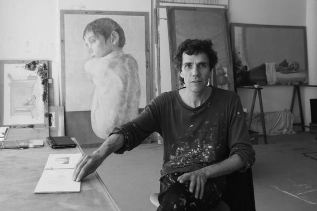 Yann Thoreau, peintre et dessinateur, 2016