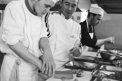 Les cuisine de la CCI de Saumur