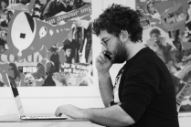 Benjamin Garnaud, Social Media Manager de Weforge