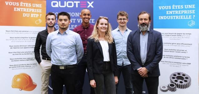 L'équipe de Quotex